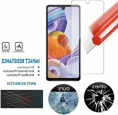 MagicGuardz® Tempered Glass Screen Protector for Stylo 6