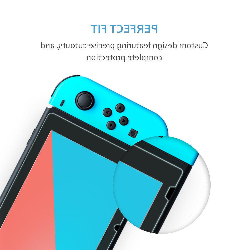 2-Pack Premium HD Glass Guard Nintendo