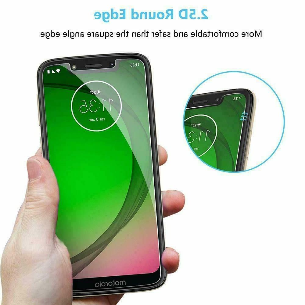 2-Pack Tempered Glass Screen Protector G7 Play/ Supra