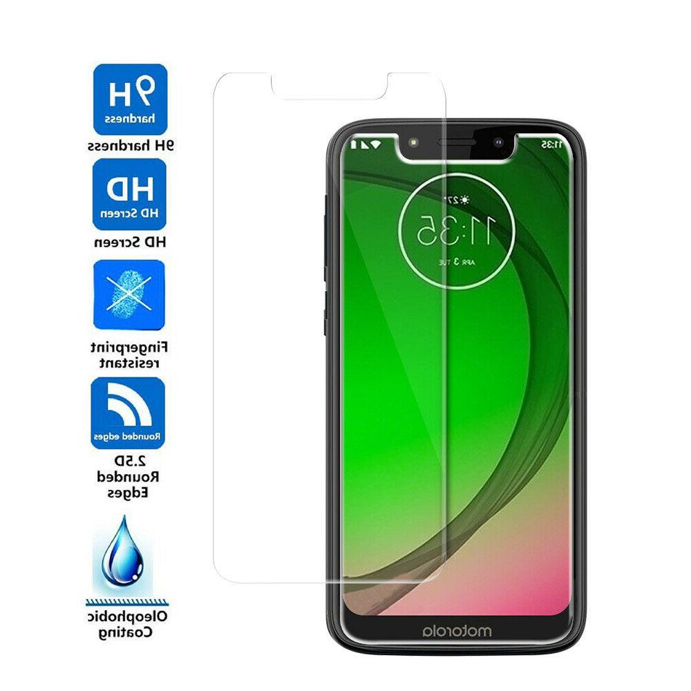 2-Pack Glass Protector For Moto G7 Supra