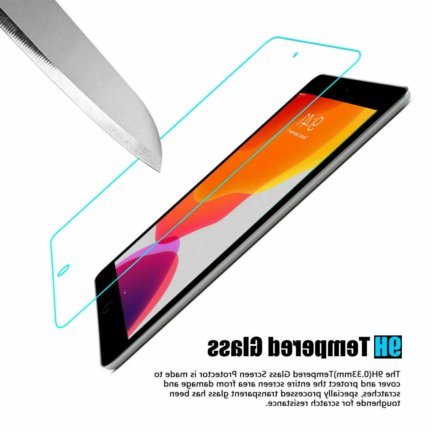 2-Pack Tempered Glass Protector For 10.2 inch Gen