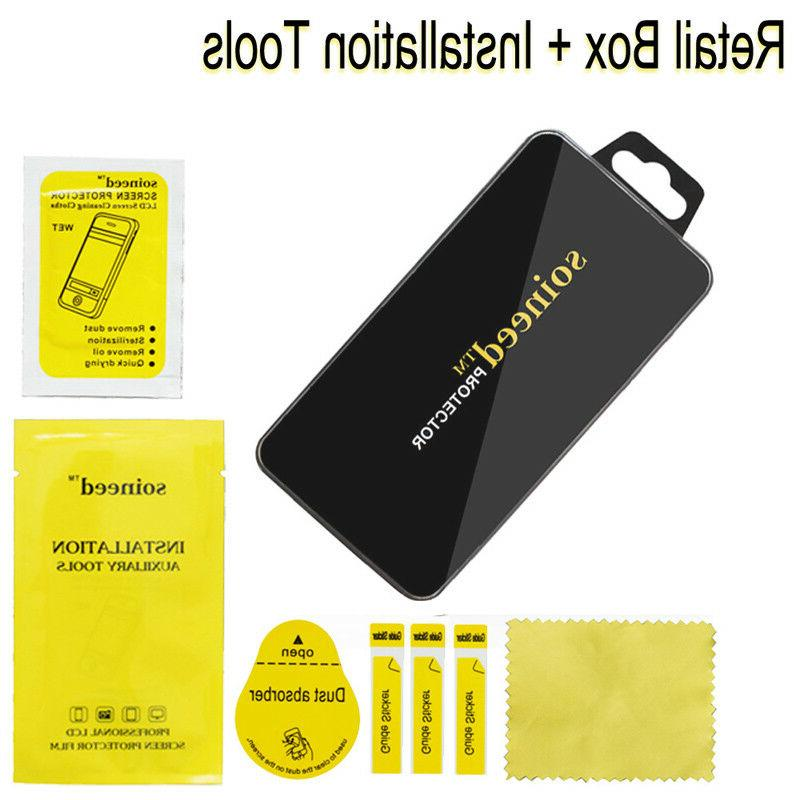 SOINEED FULL Tempered Glass Protector 3