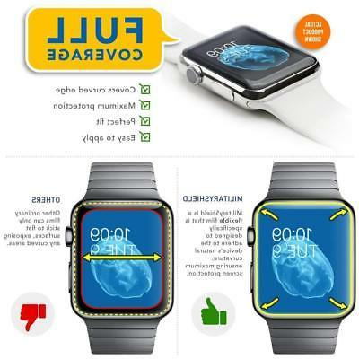 2Pack Screen Protector Armorsuit For Watch Series 3