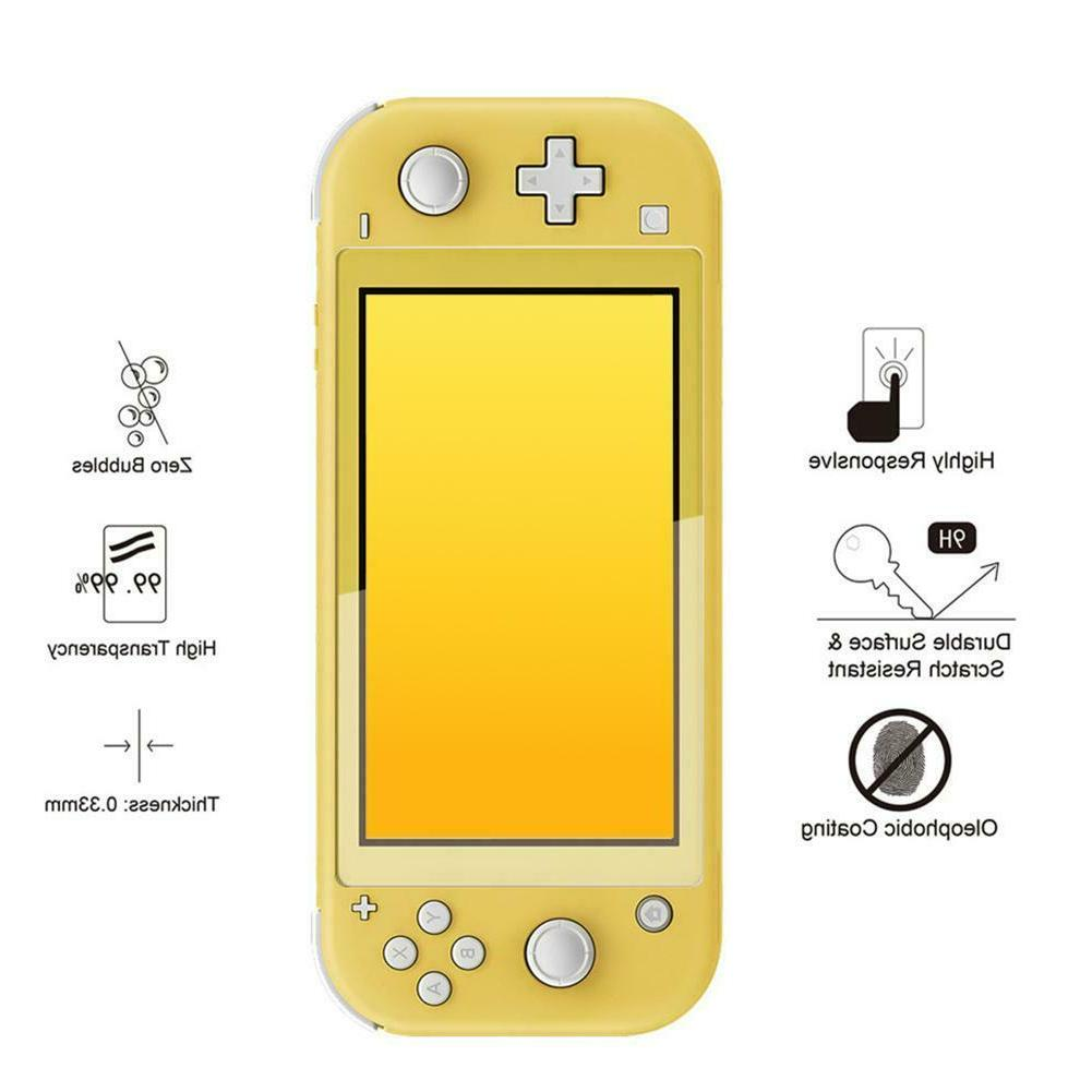 2pcs Screen Protector Nintend Switch Glass Full S1