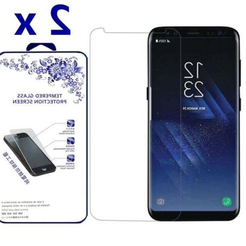 Ballistic Tempered Glass Screen Protector For Samsung Galax