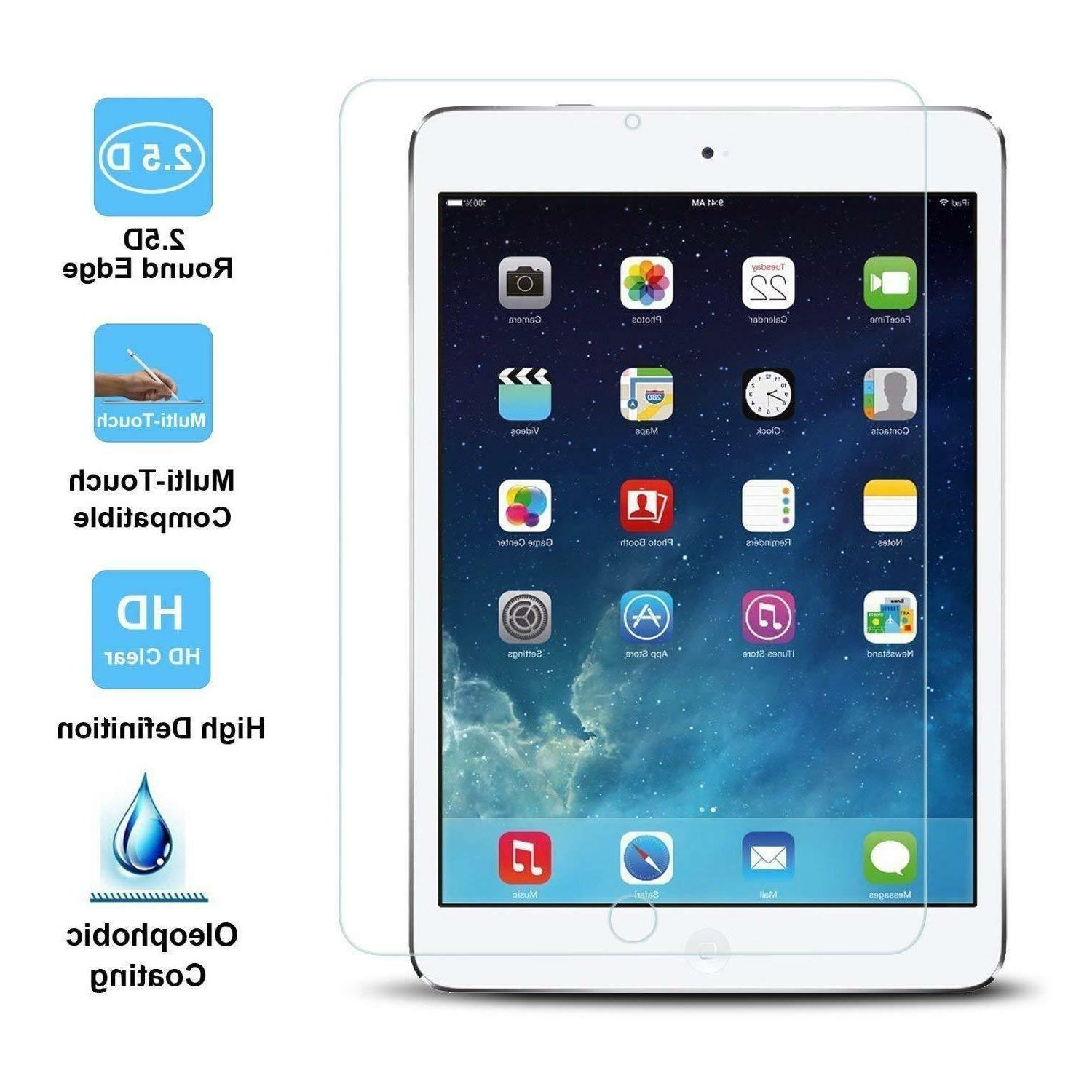 """2X 9H Tempered Glass for iPad Pro 9.7"""" / iPad"""