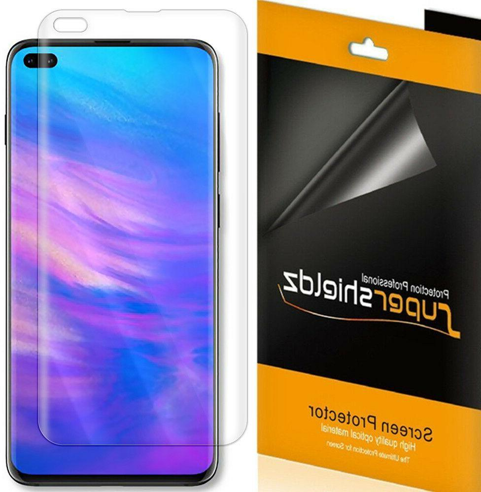 2x clear full cover screen protector