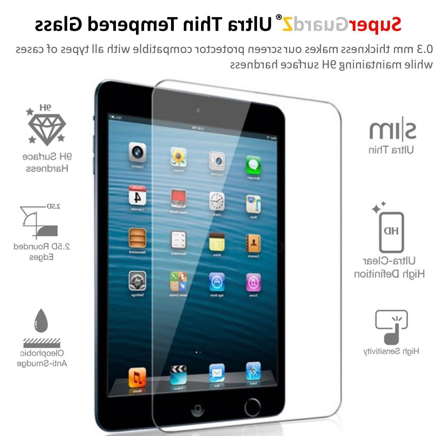 2X For 5th 6th Gen /Air - Tempered Glass Screen Protector