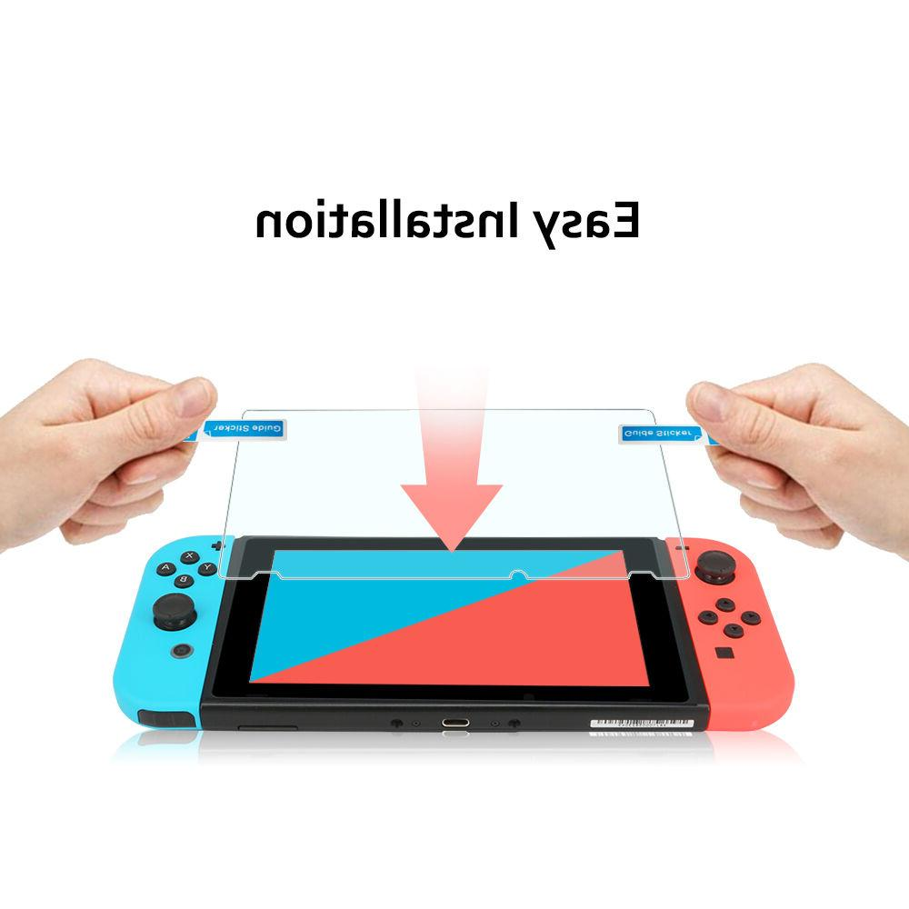 2X Glass Protector Guard for Switch / Lite