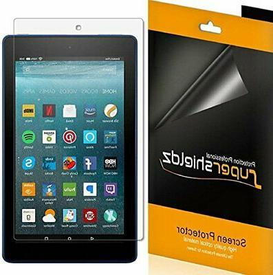 """Supershieldz for All-New Fire 7 Tablet 7"""" Screen Protector,"""