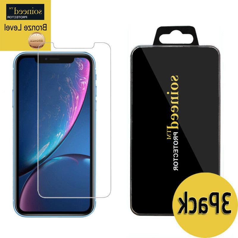 SOINEED Apple XS / XS Tempered Glass Screen