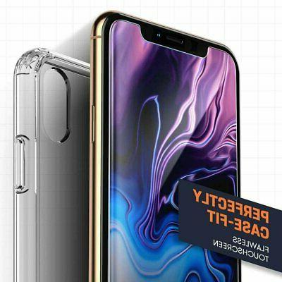 3-Pack Tempered Screen for X XR