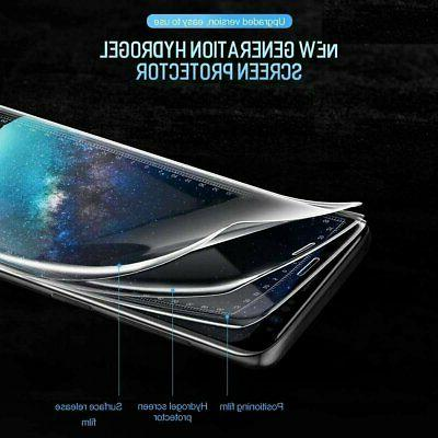 3-Pack Galaxy 20/20 Full Screen Protector
