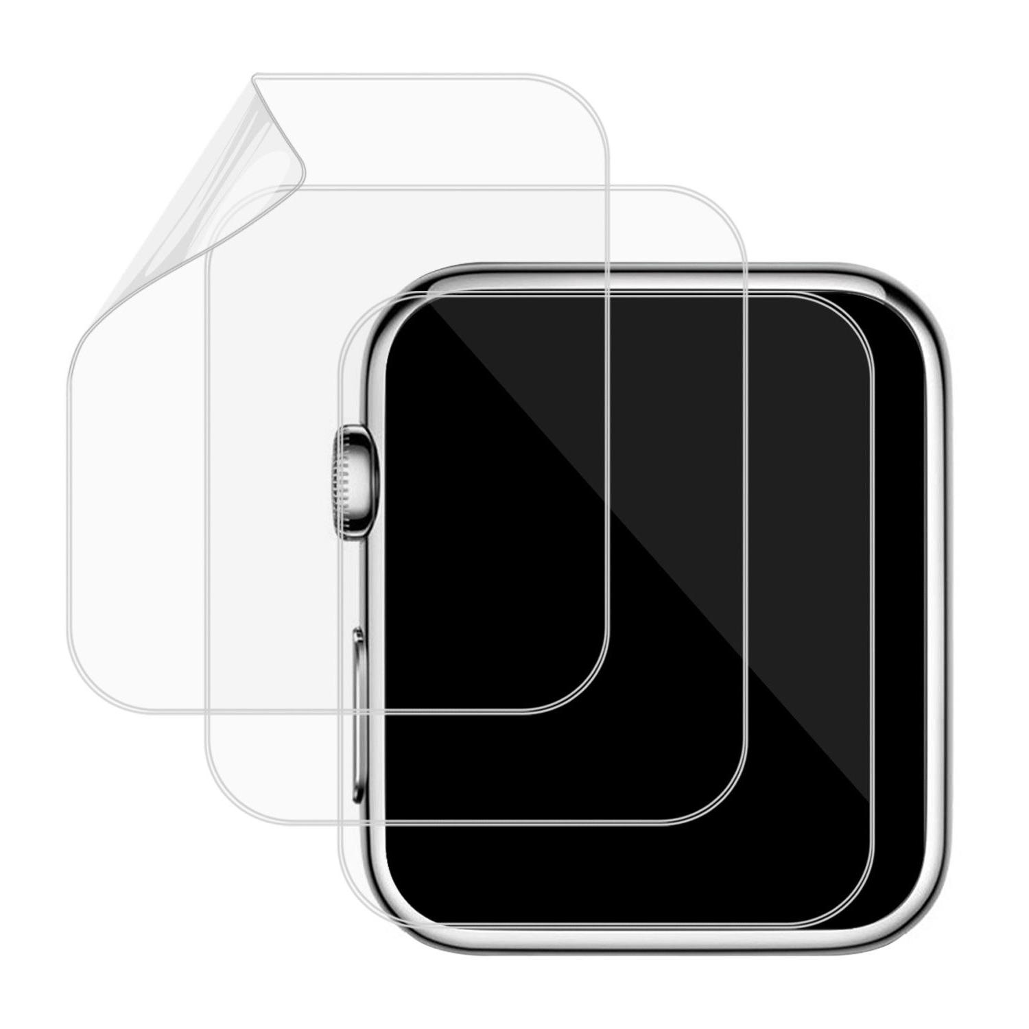 JETech 3-Pack Screen Protector for Apple Watch 42/38mm Serie