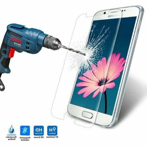Screen Protector Tempered Glass Premium Samsung Galaxy S6 S5