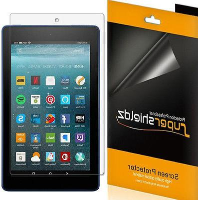 3X Supershieldz Clear Screen Protector for Amazon Fire 7 Tab