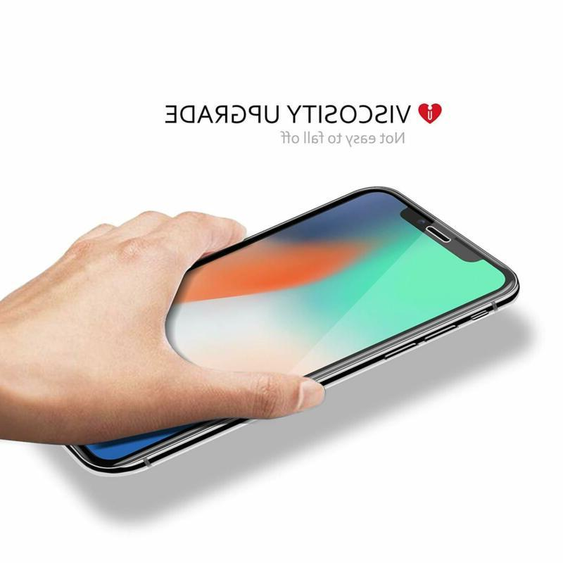 iCarez Screen Protector iPhone X Highest Quality [1
