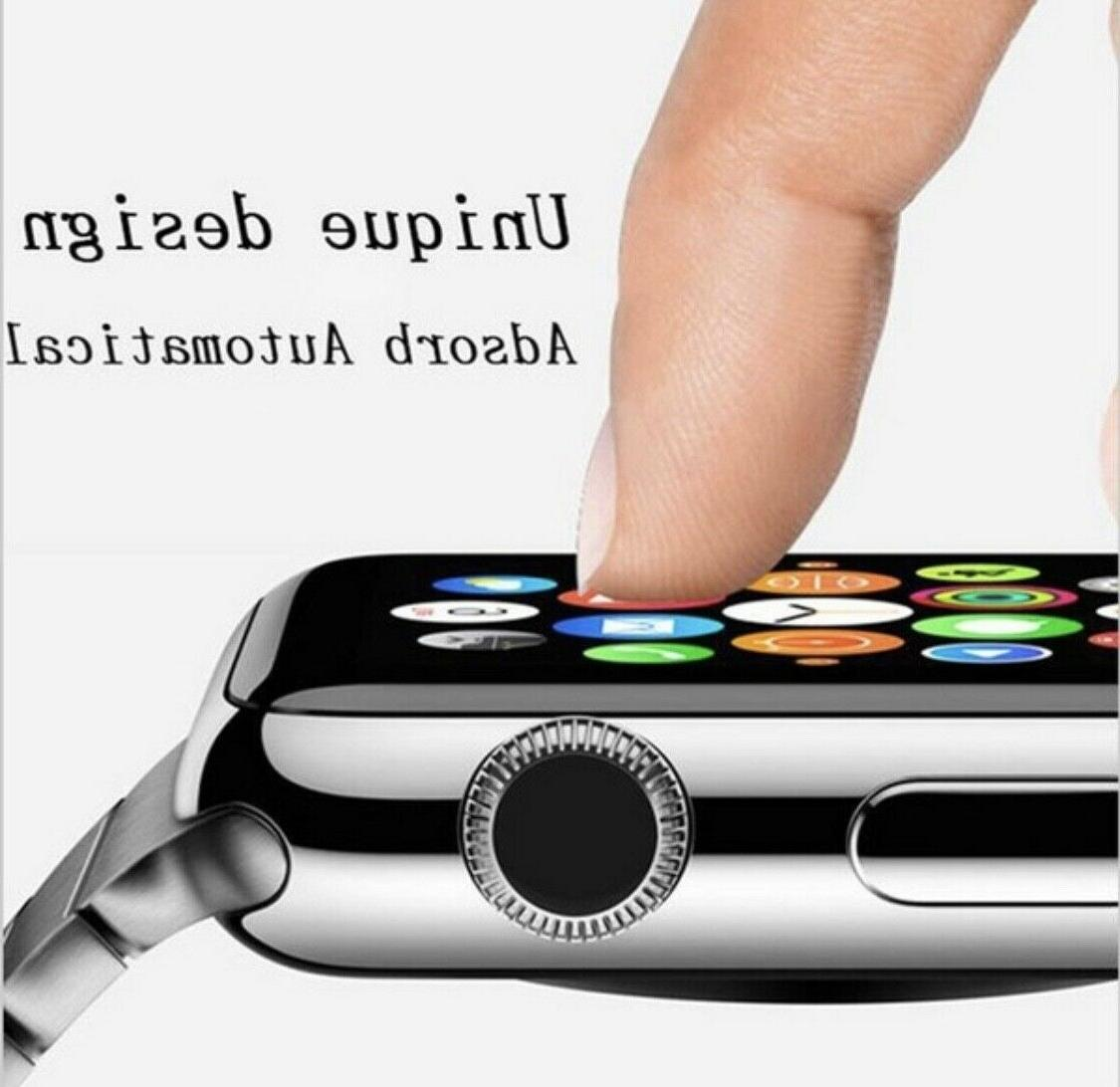 3D Glass Protector For iWatch Apple Watch 4/3/2/1