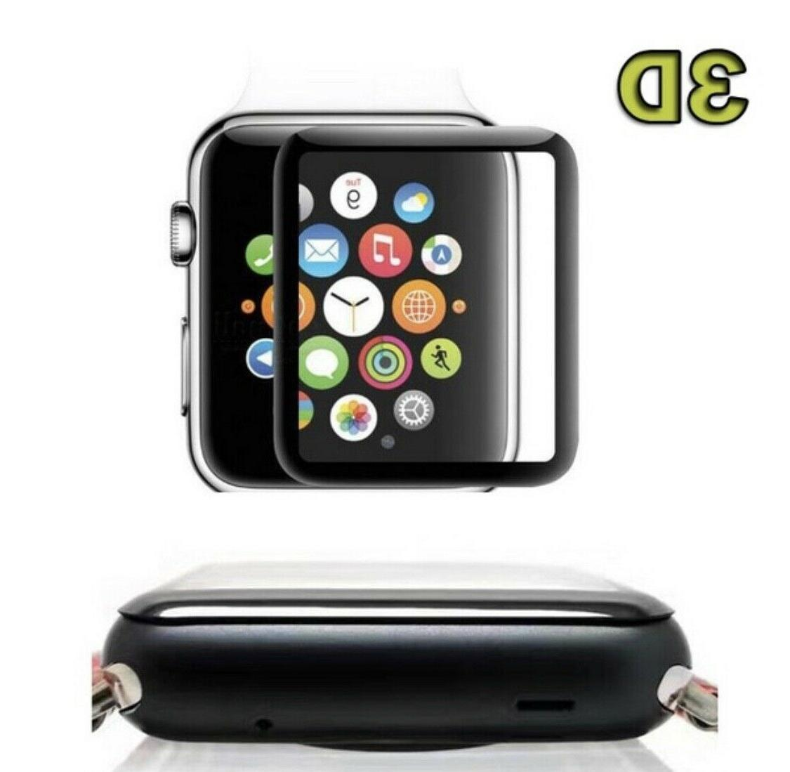3D Tempered Screen Protector For Watch 4/3/2/1 38/42/40/44mm