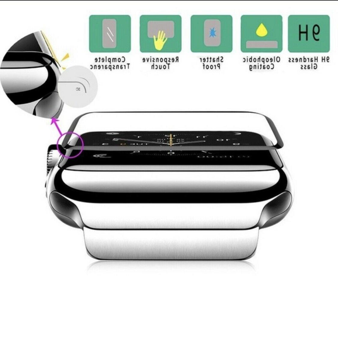 3D Tempered Screen Protector For Watch 4/3/2/1