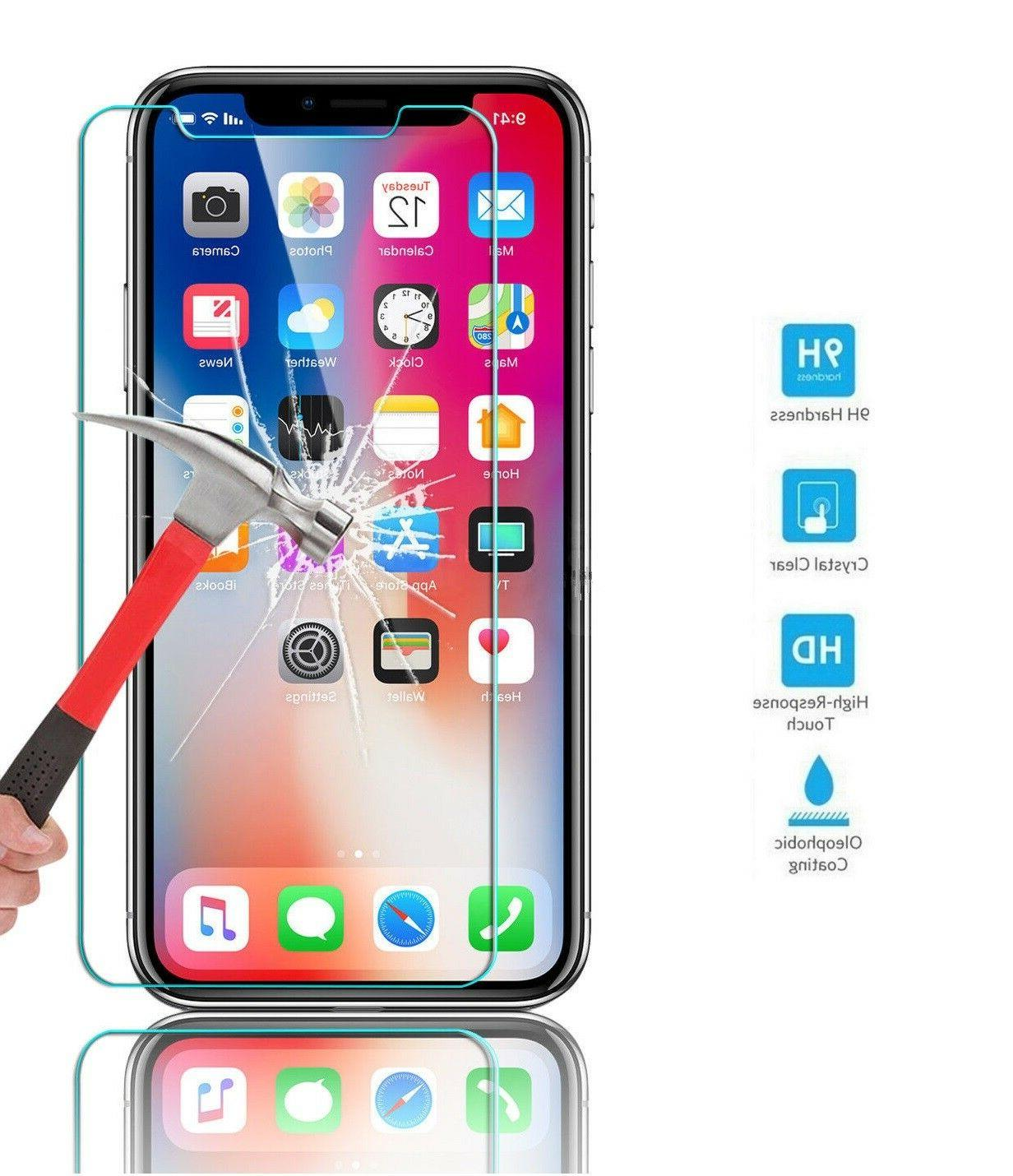 3X Tempered Screen for Apple iPhone Edition