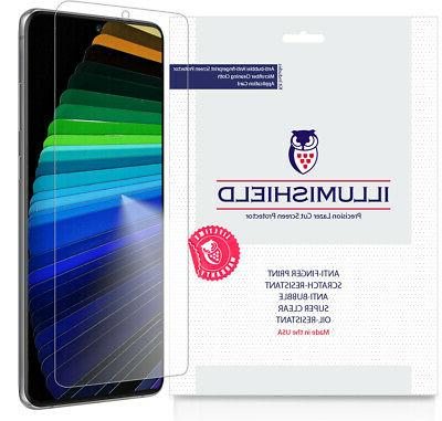 3x screen protector for samsung galaxy s20