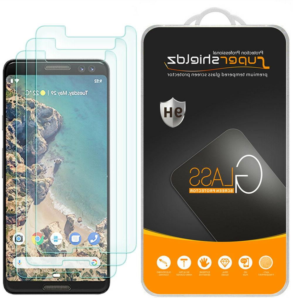 3X Supershieldz Tempered Glass Screen Protector Saver for Go