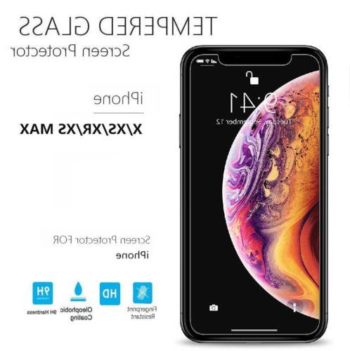 Glass For iPhone X Max