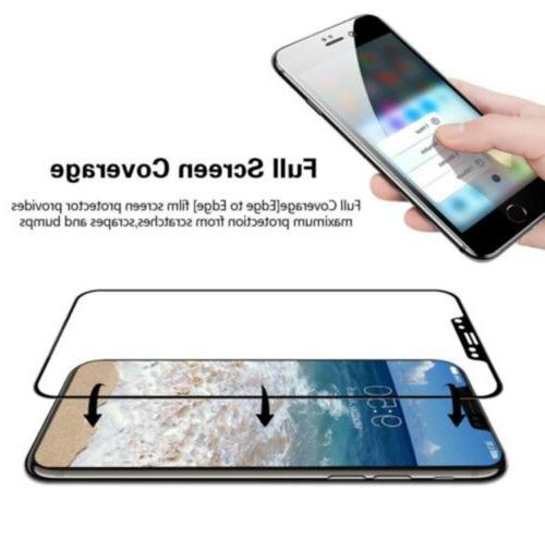 4Pcs Premium Protector Tempered Glass For 8Plus X XS