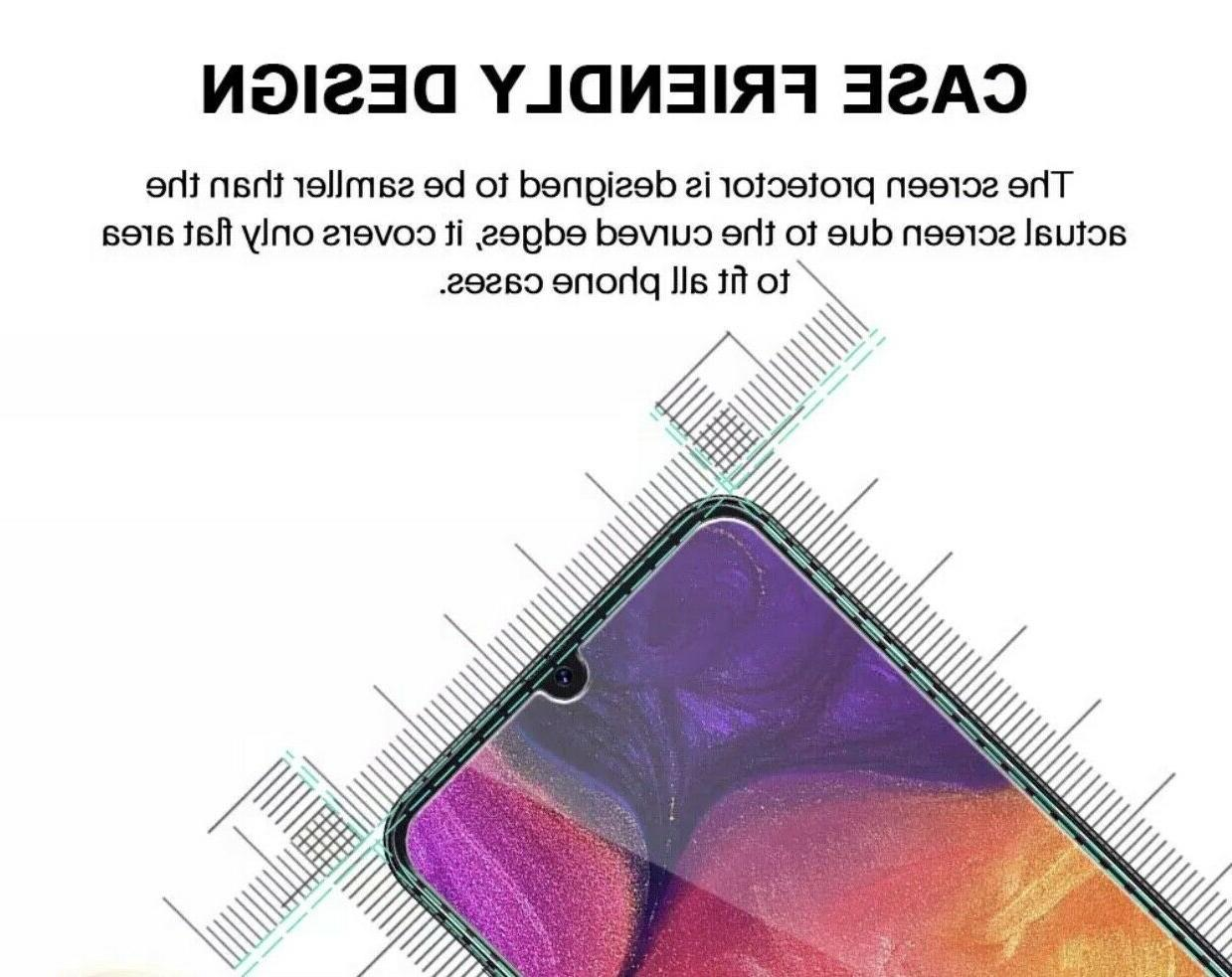 2-Pack Tempered Screen Protector Galaxy