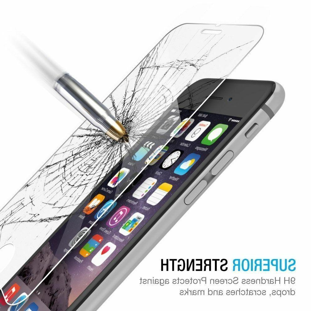 For iPhone 7 Tempered GLASS Screen Bubble Free