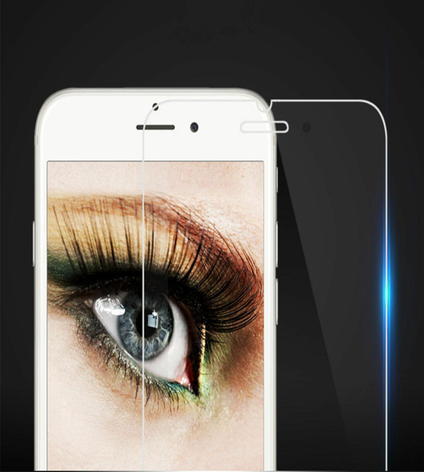 For iPhone 7 / For 7 Tempered GLASS Screen Protector Bubble Free