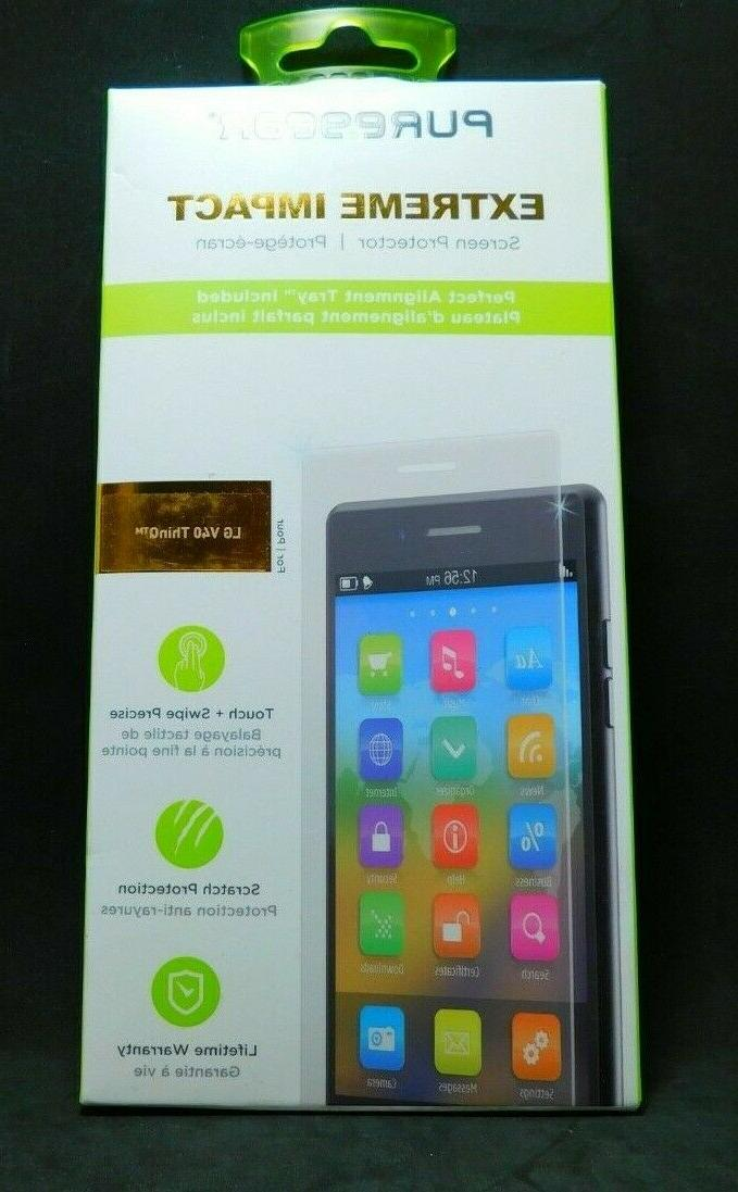 845 extreme impact screen protector lg v40