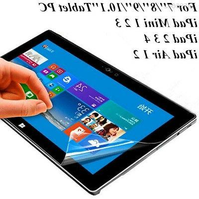 Universal 7Inch Tablet Screen Cover MP4