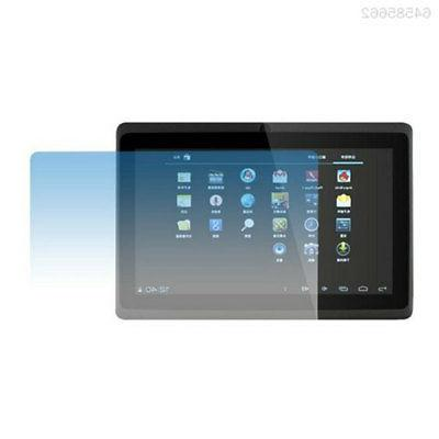 858d universal 7inch android tablet screen protector