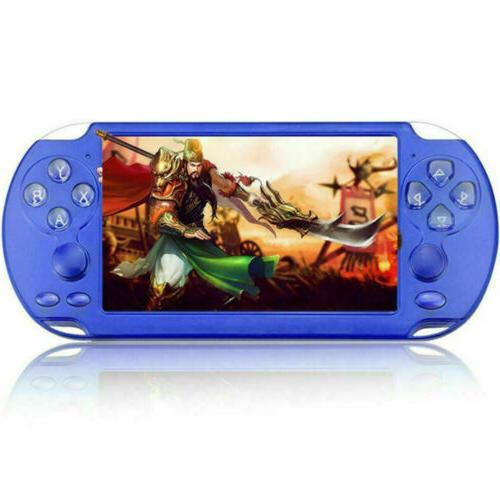 8GB Handheld X9-S for PSP Built-in Games 4.3 ''