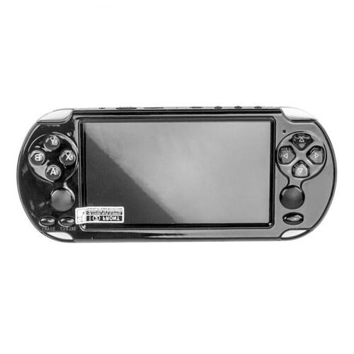 8GB Handheld X9-S for PSP Game Consoles Built-in 10000 4.3 '' US