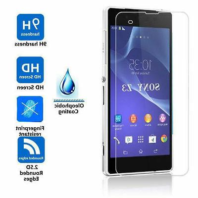 9H+ Tempered Glass Film For Sony