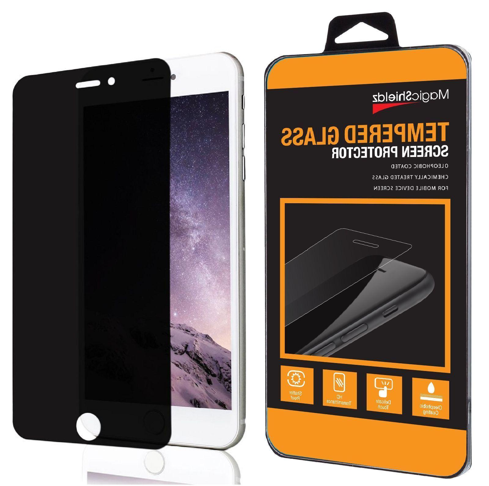 Privacy Anti-Spy Screen Protector X 8 Plus Max