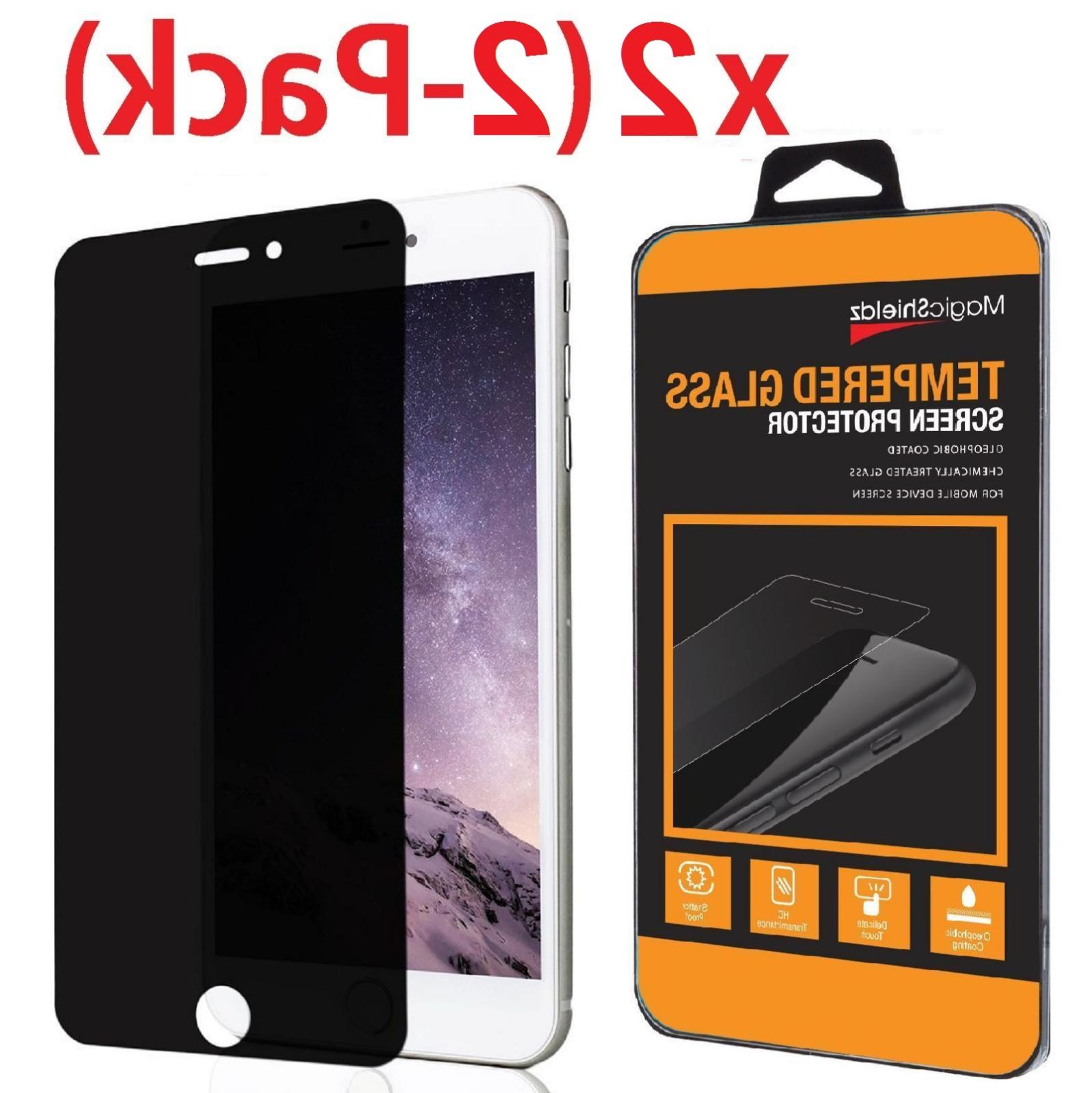 Privacy Anti-Spy Tempered Glass Screen Protector for iPhone