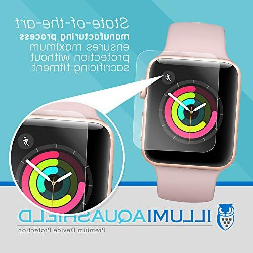 Apple Watch Screen Full Protector for HD Anti-Bubble Film