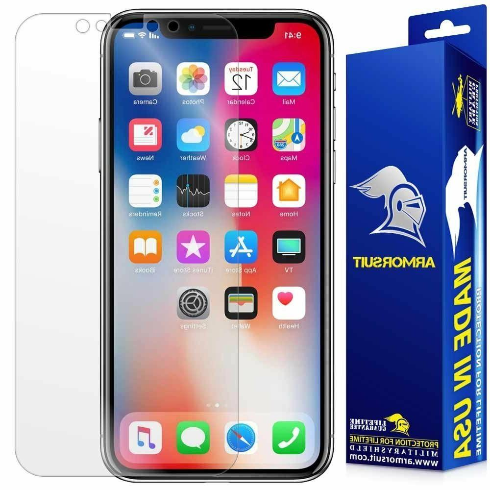 ArmorSuit - Apple iPhone X Screen Protector