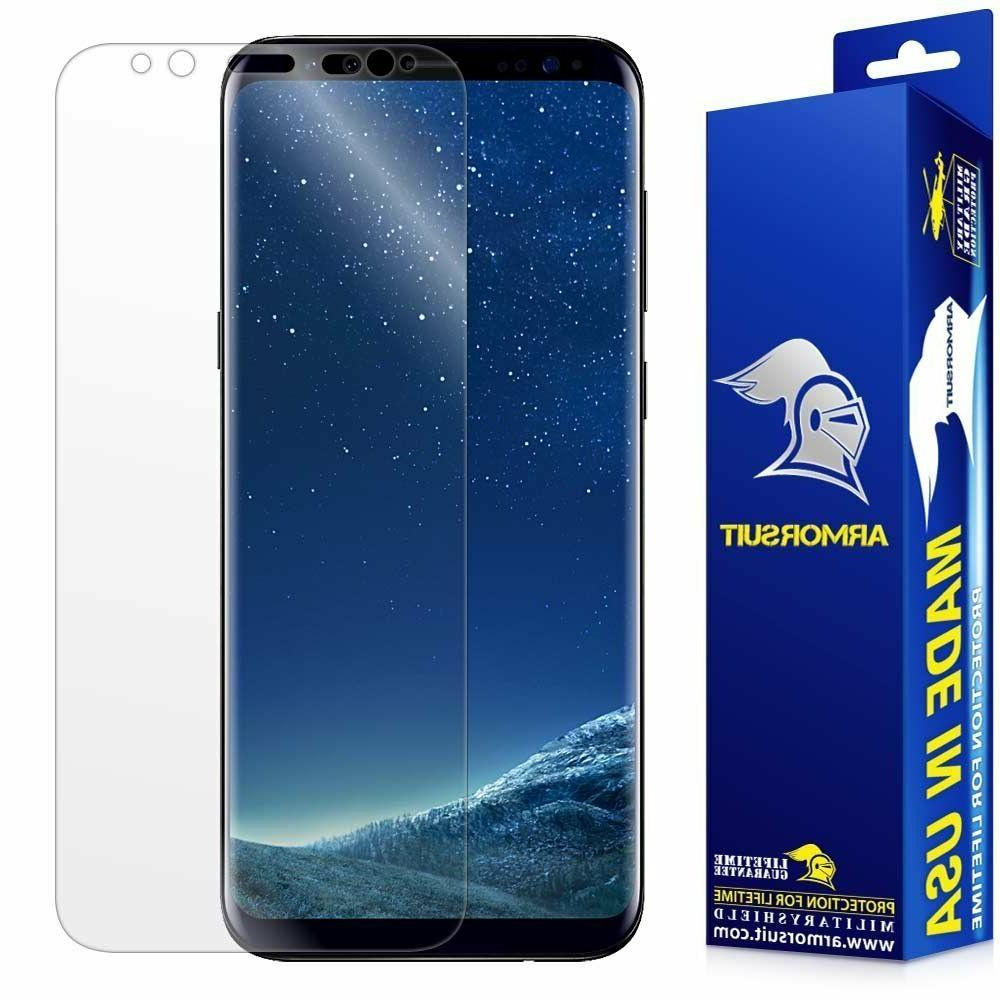 ArmorSuit MilitaryShield - Samsung Galaxy S8 Screen Protecto