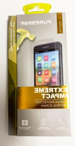 Brand New Pure Gear Extreme Impact Roll On Screen Protector