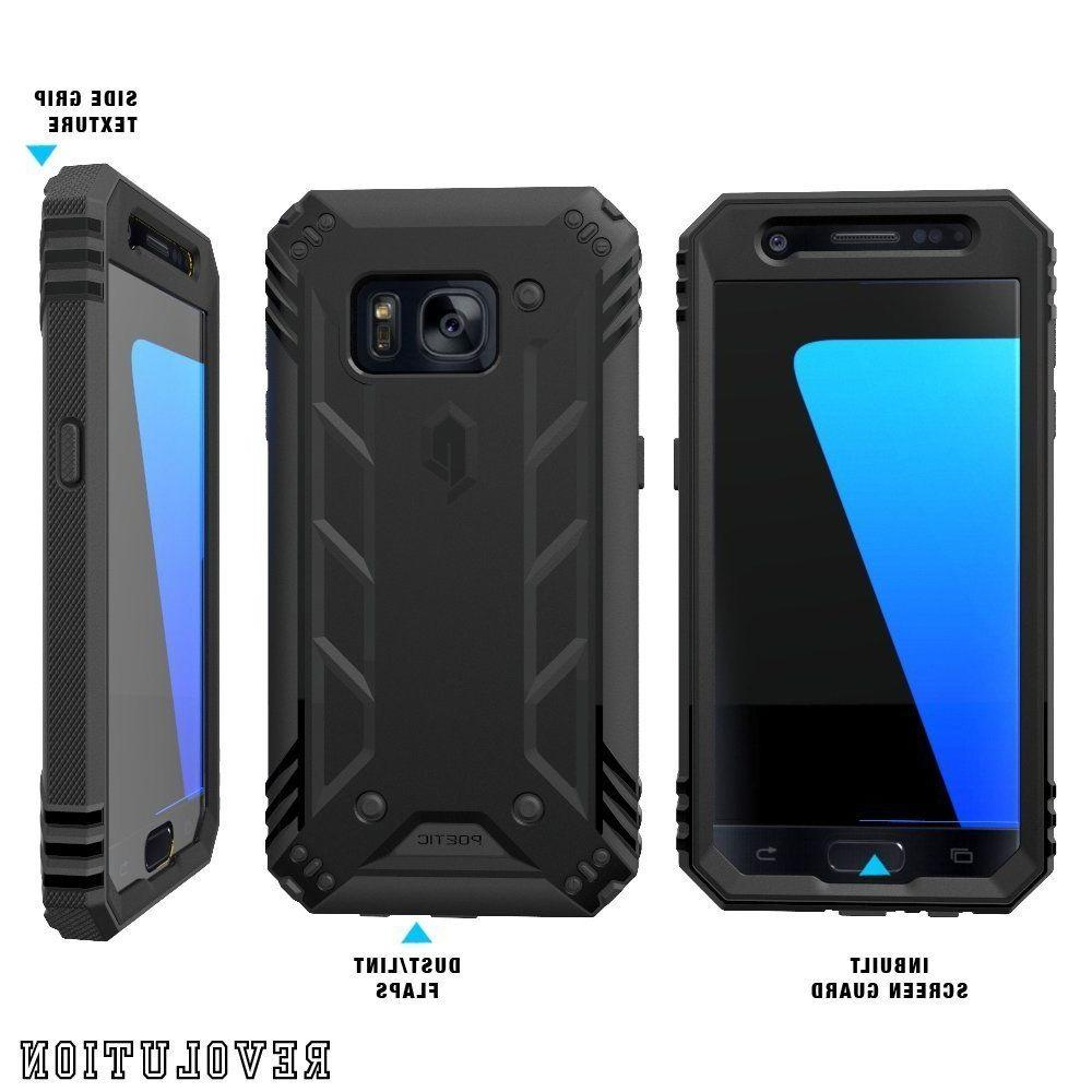 Case For Samsung Galaxy S7 POETIC【Revolution】Built-In Sc