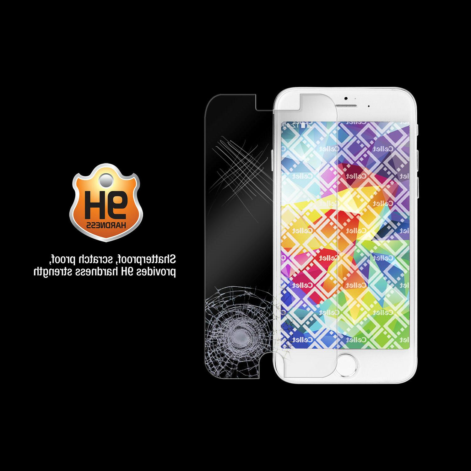 Cellet Tempered Glass Screen iPhone 8