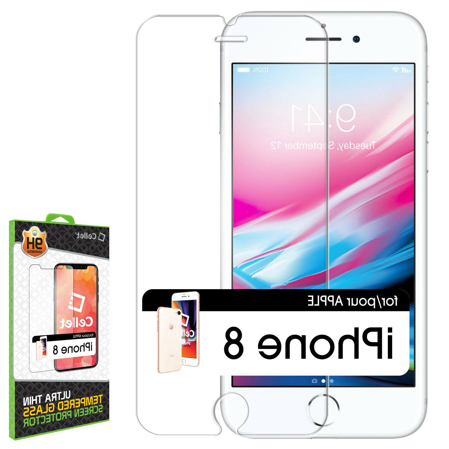 Cellet Premium Tempered Glass Screen Protector for Apple iPh