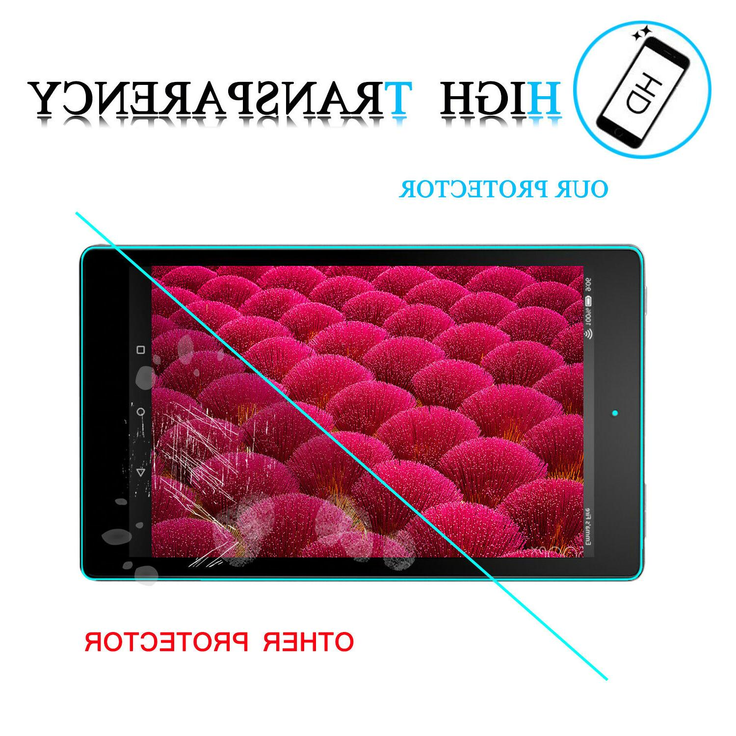 For Kindle Fire HD 7 Gen Slim Glass Protector