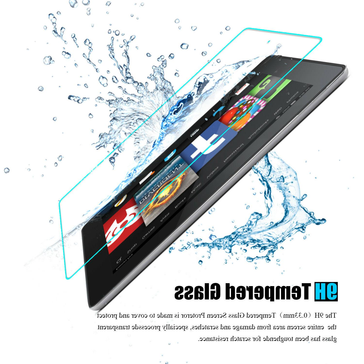 For Amazon Kindle Fire HD 7 Gen 9H Slim Glass Screen Protector