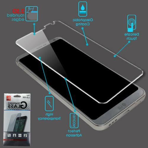 For G6 H872 ShockProof Screen Protector Film Guard Clear 2.5D